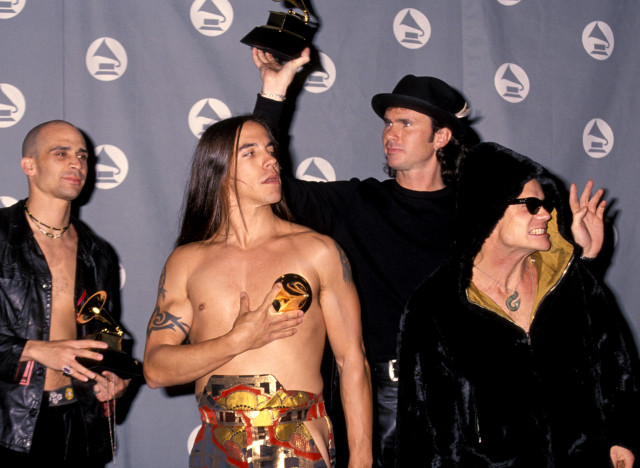 red hot chili peppers 1993