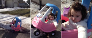 DRUNK DRIVING TODDLER