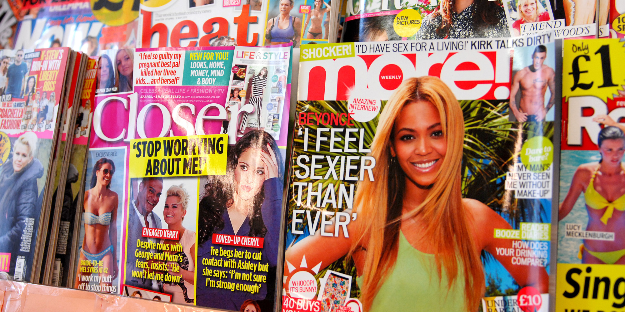 How many magazines, approximately, are sold each year ...