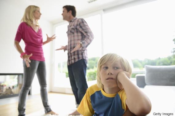 parents argue