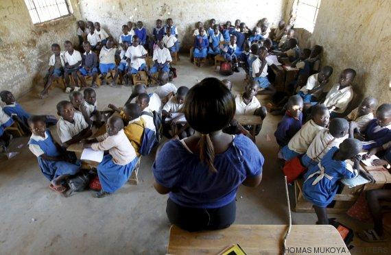 escuela kenia