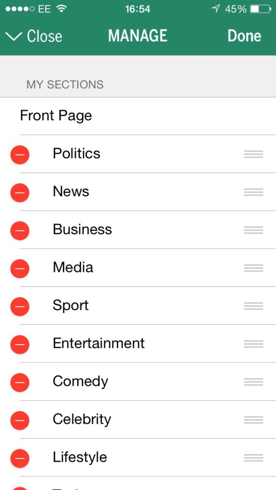 The Huffington Post App For Mobile And Tablet Available On ...