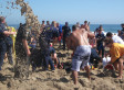Newport Beach Teen Rescued From Underneath The Sand