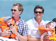 Neil Patrick Harris Boards Elton John's Yacht With Twins In Tow (PHOTOS)