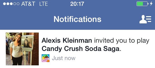 candy crushed my life