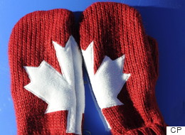 Why Sales Of Red Mittens Are Soaring In Canada In July