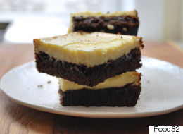 Cheesecake Meets Brownie, Falls in Love