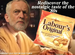 Jeremy Corbyn's Latest Campaign Ad Takes Inspiration From A Classic Advert