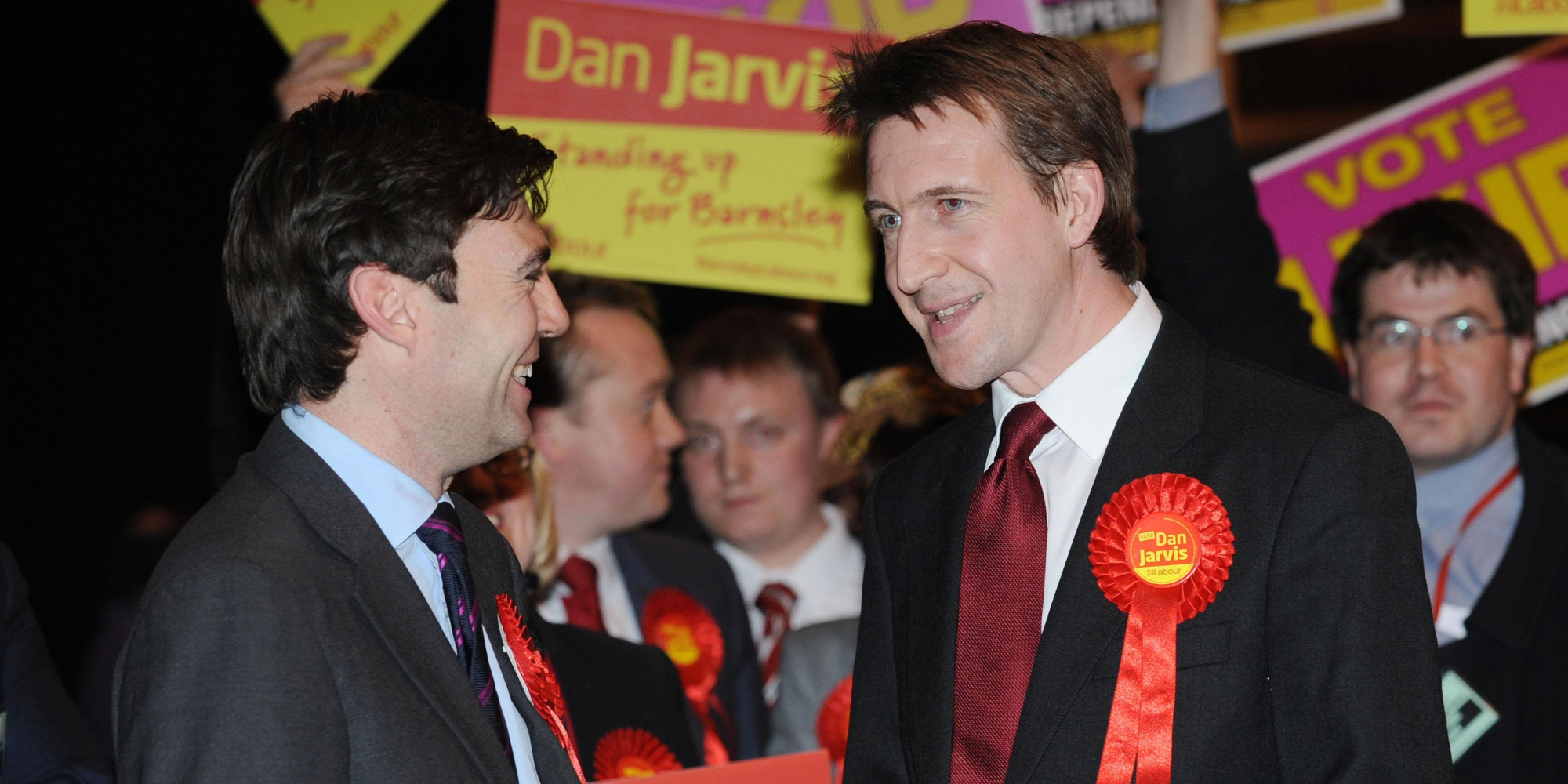 Burnham (PA) United States  city images : ... Corbyn Surge, Says Andy Burnham Is The Best Candidate To Unite Labour