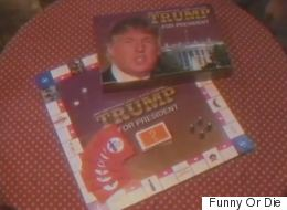 It's Donald Trump: The Board Game!