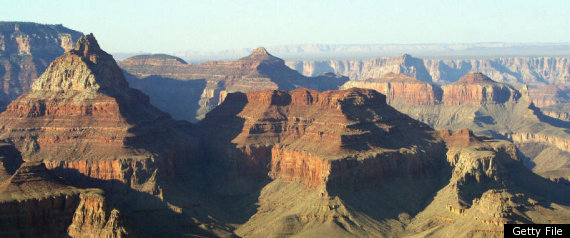 Grand Canyon Death
