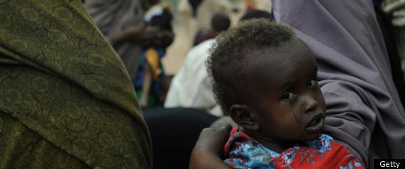 SOMALIA FAMINE MILITANTS