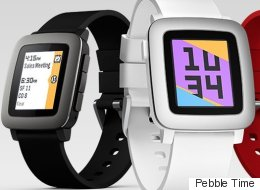 The New Pebble Time Watch Deserves A Lot Of Respect But It's No Apple Watch