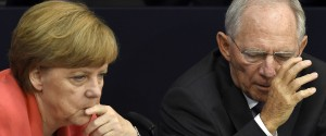 Merkel Schauble