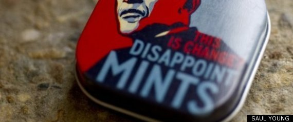 OBAMA SATIRICAL MINTS