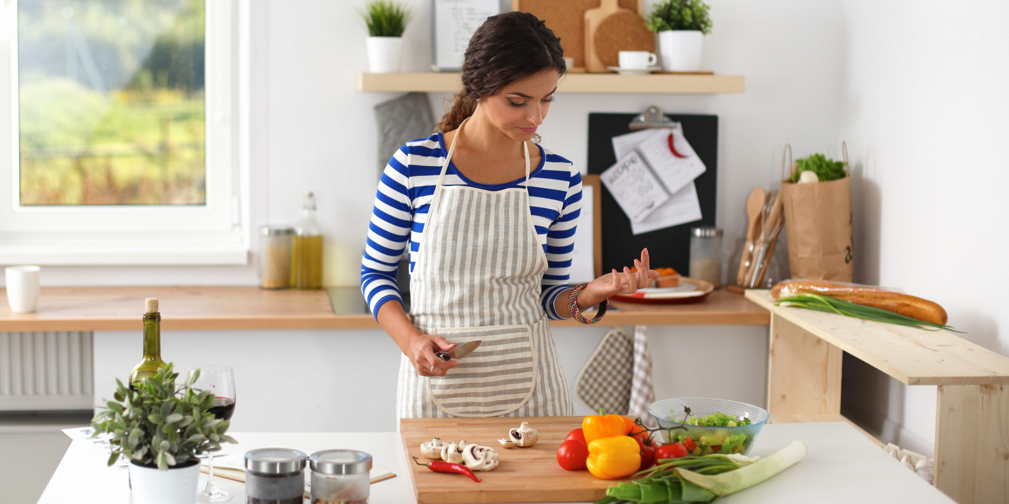 A chef 39 s guide to cooking at home huffpost - Home cooking ...