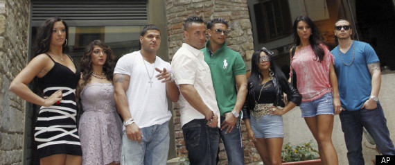 JERSEY SHORE IN FLORENCE