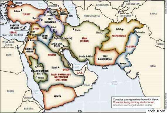 كيف خطت دوائر صناع القرار في الغرب حدود الشرق الأوسط؟ O-MARIE-SVIERGULA-570