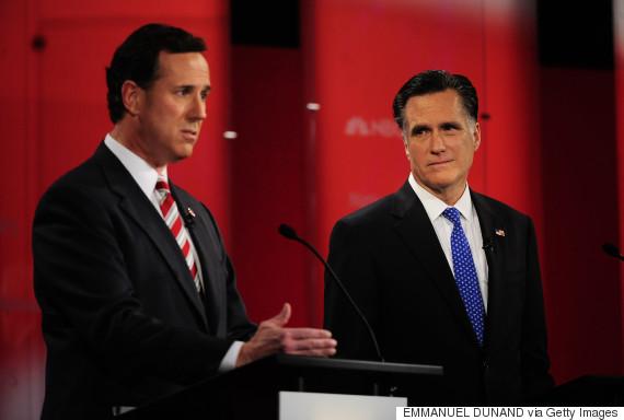 2012 republican primary election debate