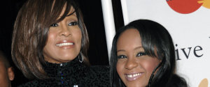 WHITNEY HOUSTON BOBBY KRISTINA