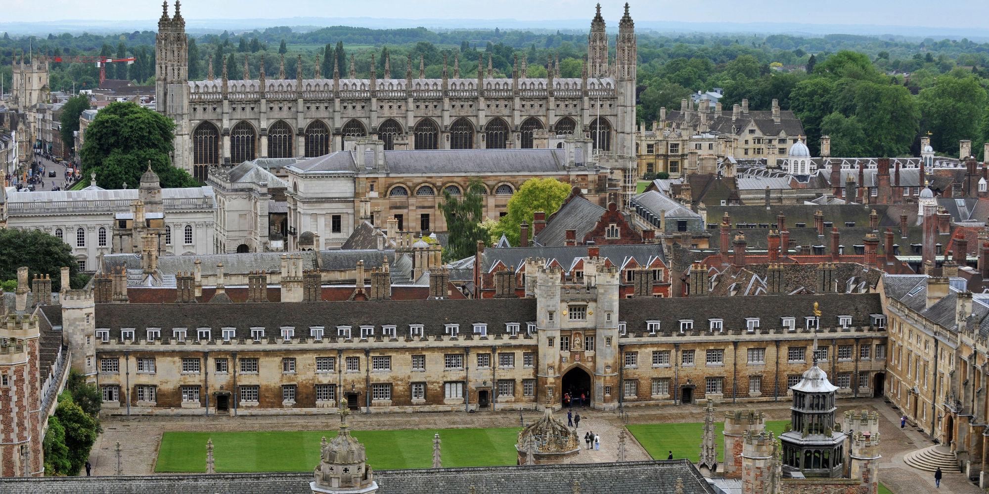 Meet Singles From Cambridge
