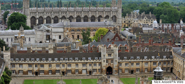 I Spent Three Years at Cambridge University and It Made Me an Arrogant, Entitled Brat