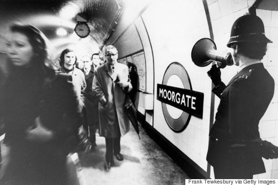 london underground 1970s