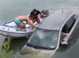 Teens Hailed As Heroes After Saving Elderly Couple From Sinking Car