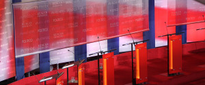 REPUBLICAN PRIMARY DEBATE STAGE
