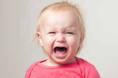 Crying baby | Pic: Shutterstock
