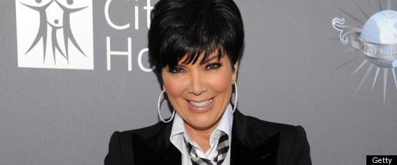 Kris Jenner Music Video