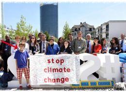 Mit 10 Jahren gegen den Klimawandel!