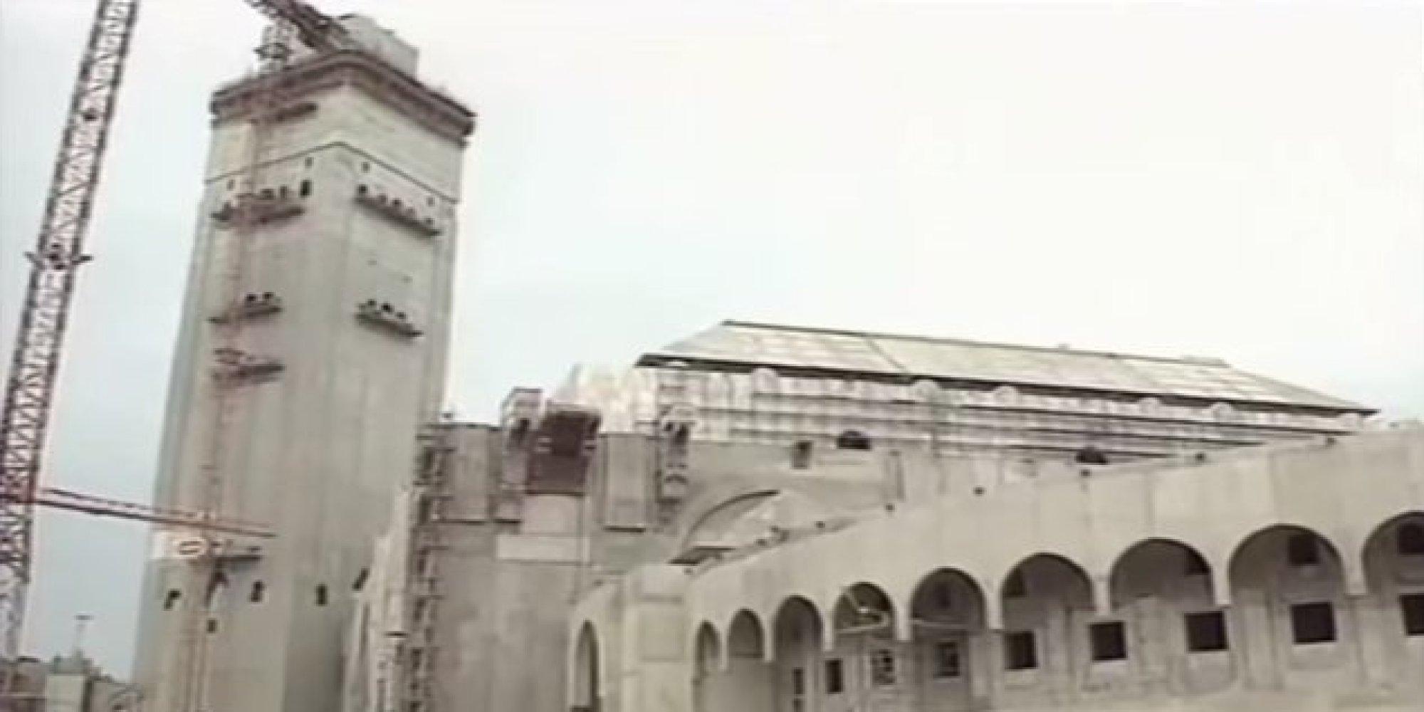 Quand la mosqu e hassan ii venait d 39 tre achev e en 1993 for Mosquee hassan 2 architecture