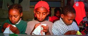 niñas etiopia