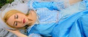 Prinzessin Schlafend