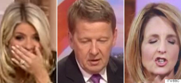 13 Times Daytime TV Hosts Accidentally Dropped Swear Bombs