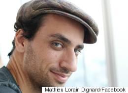 Mathieu Lorain-Dignard: faire les choses à sa façon