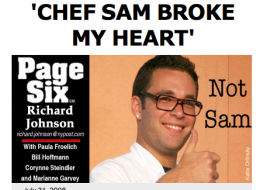 Page Six Doesn't Watch Top Chef