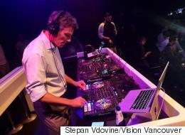 Vancouver Mayor Takes Over Turntables At Pride Party
