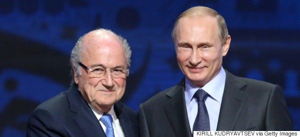 Sepp Blatter Isn't The Most Ridiculous Person To Be Suggested For A Nobel Prize..