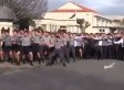 Entire School Performs Spine-Tingling Haka As A Tribute To Their New Zealand Teacher At His Funeral