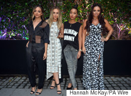 Little Mix Give A Masterclass In Live Lounge Covers
