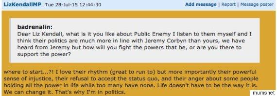 liz kendall public enemy