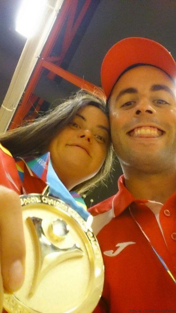 oro special olympics españa