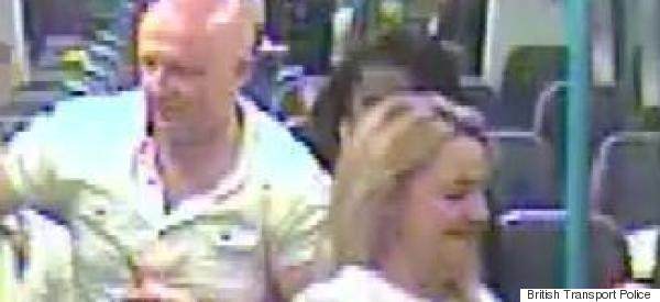 Couple Who 'Engaged In Sexually Inappropriate Behaviour' On London To Essex Train Sought By Police
