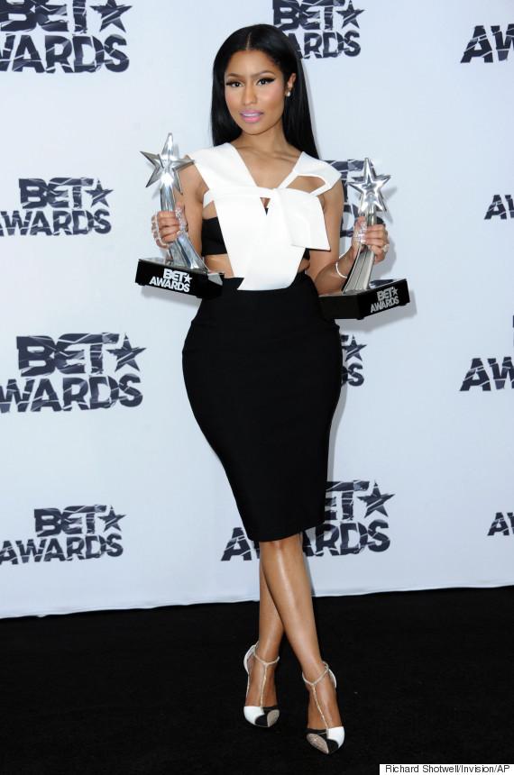 Gros plan sur le style de star de Nicki Minaj (PHOTOS)