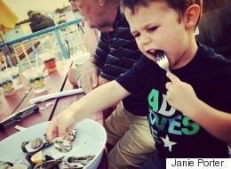 The 14 Stages of Going to a Restaurant With Kids
