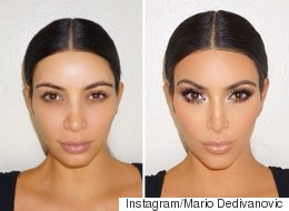Kim Kardashian's Makeup Artist Reveals Her Selfie Beauty Secrets