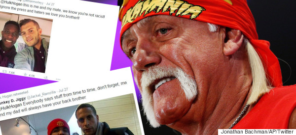 Hulk Hogan Keeps Falling For The Same Joke Over And Over Again