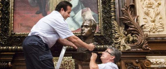 busto rey